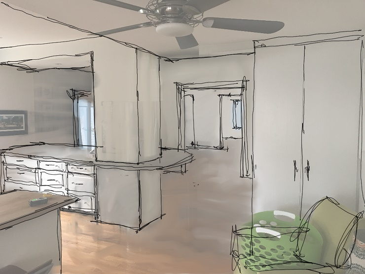 Kitchen Proposed