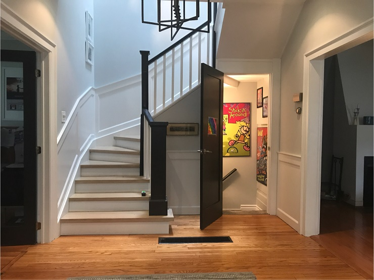 Stair Existing
