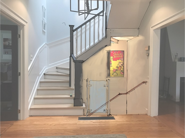 Stair Proposed